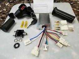 Razor E100 E125 E150 E175 eSpark E2 Trikke Throttle & Contro