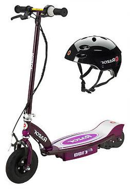 Razor E100 Electric Motor Powered Girls Scooter  & Youth Spo