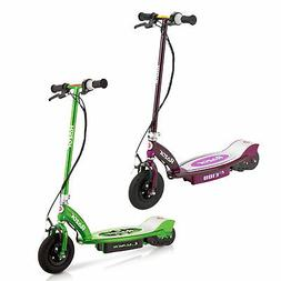 Razor E100 Kids 24V Electric Powered Ride On Scooter, Green