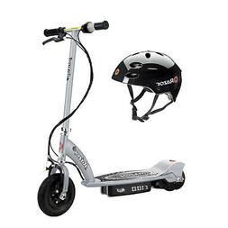 Razor E100 Motorized 24V Electric Scooter  & Youth Sport Hel