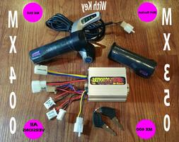 Razor E200 E300 E325 Variable Speed Kit - controller and thr