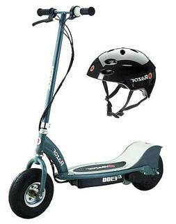 Razor E300 Electric 24V Motorized Scooter  & Youth Sport Hel