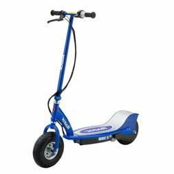 Razor E300 Electric Scooter - blue, white