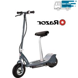 E300S Seated Electric Scooter - Matte Gray