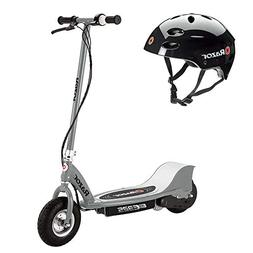 Razor E325 Electric 24-Volt Motorized Kids Silver Scooter +