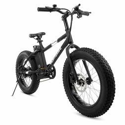 Swagtron EB-6 Mountain E-Bike Power Assist Removable 36V Lit