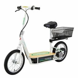Razor EcoSmart Metro Electric Economical Green Scooter with