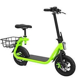 ESWING Electric Bicycle 350W Folding Scooter 36V Lithium Bat