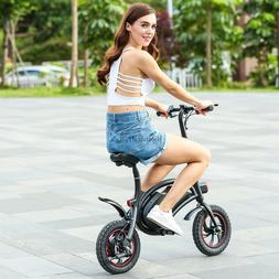 Electric Bike Moped Scooter with 36V Lithium Battery! 350W R