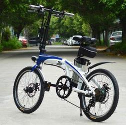 Electric Bike Powerful Fat Tire Electric Mountain Bike 48V E