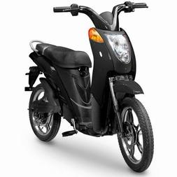 Electric E-Motorcycle Bike Hidden Battery Safe Fast Electric