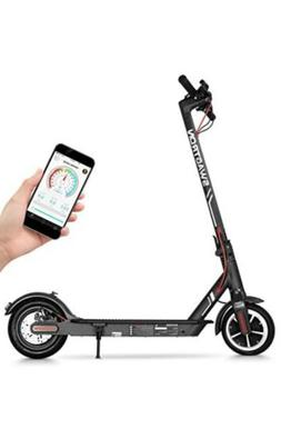 "Electric Folding Kick Scooter GPS Omni 8.5"" 25km/ LED Ligh"