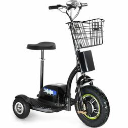 electric mobility 500w scooter 3 wheel trike