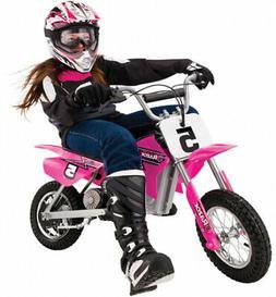 Electric Motocross Bike Outdoor Sports Fun Razor MX350 24-Vo
