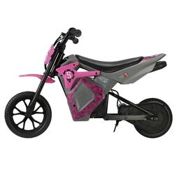 Electric Motorcycle for Kids Girls EM-1000 Pink Riding Toy 2