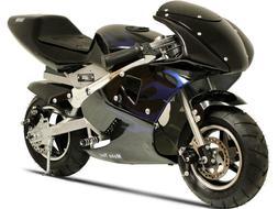 electric pocket bike