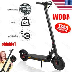 Electric Scooter 20Miles Range 18~20MPH Top Speed Load 165~2