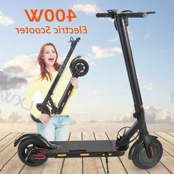ELECTRIC SCOOTER | CAROMA 400W Folding Kick E-Scooter 20Mi R