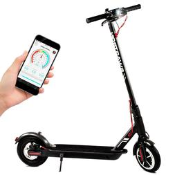 Electric Scooter 5 High Speed Cruise Control Portable Foldin