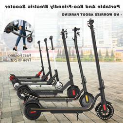 Electric Scooter Adult, E-Scooter Teens,Portable Folding Rec