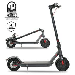 """Electric Scooter Adults UL Certified 8.5"""" Tires Portable Fol"""