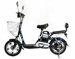 SOHOO 48V500W12Ah Electric Bicycle City E-Bike Lithium Batte