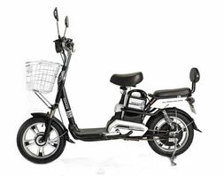 SOHOO Electric Scooter City E-Bike 48V500W12Ah Lithium Batte