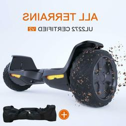 """TOMOLOO Electric Scooter for Adults, 8.5"""" Air Filled Tires L"""