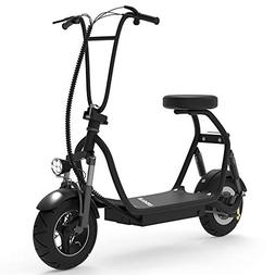 SKRT Electric Scooter 350W 48V 18.6 Miles Long-Range Battery