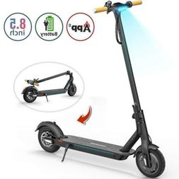 Electric Scooter w/ Foldable Design 18.6 Miles Long-Range Up