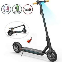 TOMOLOO Electric Scooter with Foldable Design, 18.6 Miles Lo