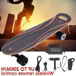Electric Skateboard Power Motor Cruiser Maple Long Board wit