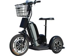 Electric Power Folding Mobility Scooter 800 Watt 48 Volt Sto