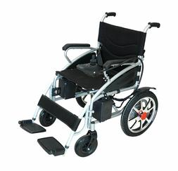 electric wheelchair motorized power wheelchairs folds lightw
