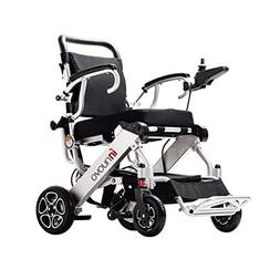 2018 New Electric Powered Wheelchair Light weigt 50lbs,Stron