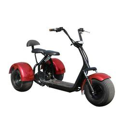SoverSky Elf Citycoco Electric Harley Scooter  Golf trike th