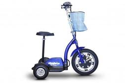 EW-18 Stand-N-Ride Electric Mobility Scooter 350W Brushless