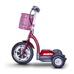 eWheels EW-18 Stand-N-Ride Scooter - Red - EW-18-R