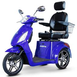 ew 36 electric 3 wheel mobility scooter