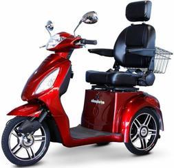 eWheels EW-36 3-Wheel Mobility Scooter 350lbs Speed 18mph -