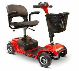 EWheels EW-M34 4 Wheel Mobility Scooter, Easy to Transport,