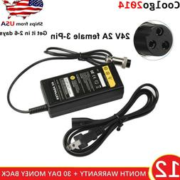 fast battery charger for razor e series