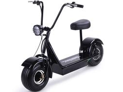 Electric Scooter Fatboy 48v 500w Hub Motor 22mph Big Fat Tir