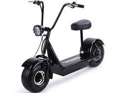 MotoTec FatBoy 48v 500w Electric Scooter - MT-FatBoy-500