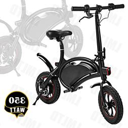 ANCHEER Folding Electric Bicycle/E-Bike/Scooter 350W Ebike A