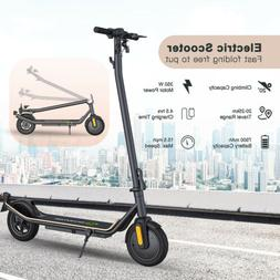 FOLDING ELECTRIC SCOOTER MAX E-SCOOTER 7.5AH 350W ADULT SAFE