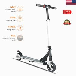 MegaWheels Folding Electric Scooters Kick Skateboard E-Scoot