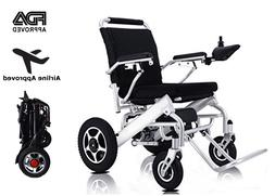 Power Wheelchairs Lightweight Electric Wheelchair Mobility E