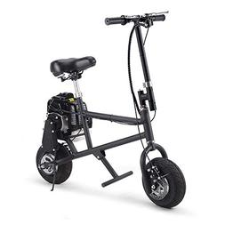SAY YEAH Gas Bike 49cc 2-Stroke Petrol Motorized Mini Scoote