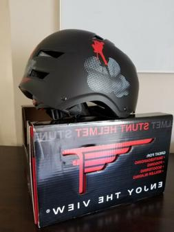Flybar Gear astunt Helmet Multi-Sport Adjustable Fit  Protec